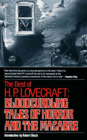 H P  Lovecraft | Ensuing Chapters
