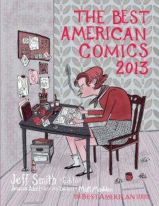 Best American Comics 2013
