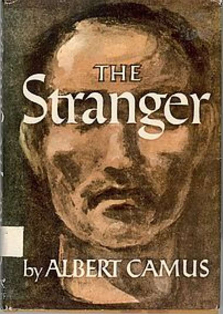 albert camus ensuing chapters inaction the stranger